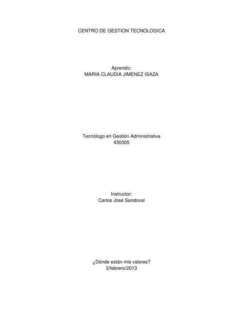 430305 Comunicacion por Maria Claudia Jimenez Isaza