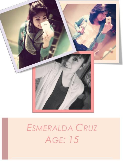 All About Esmeralda Cruz
