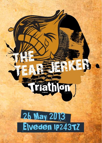 Tear Jerker Triathlon 2013