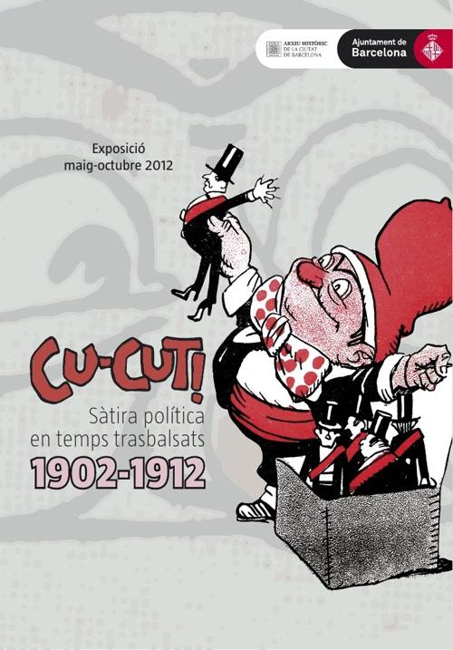 Catàleg exposició a Barcelona 2012