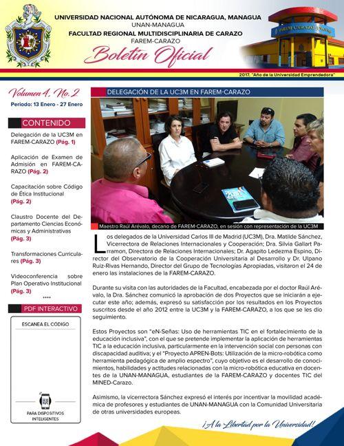 Boletín Oficial (Vol4. Núm.2)