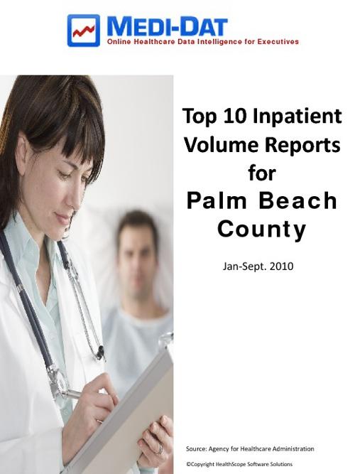 Palm Beach County Report