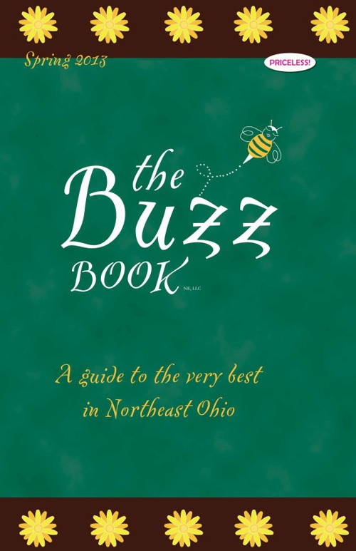 The Buzz Book NE, Spring 2013