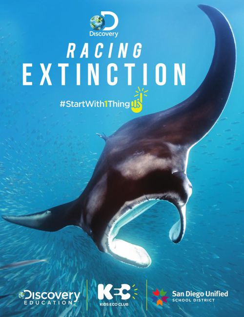 Racing Extinction Program Guide