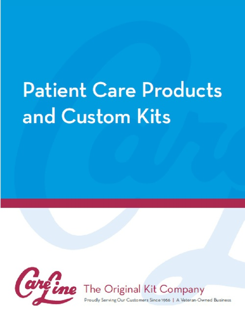 Care Line Brochure & Product Pages