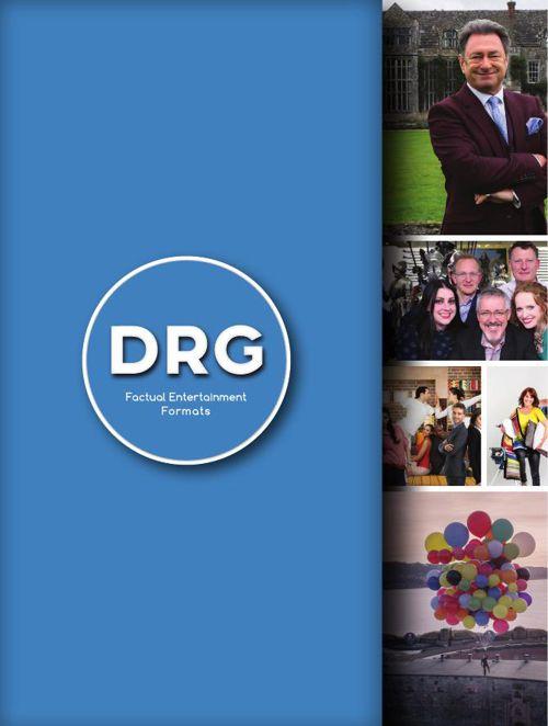 DRG Factual Entertainment Formats 2016
