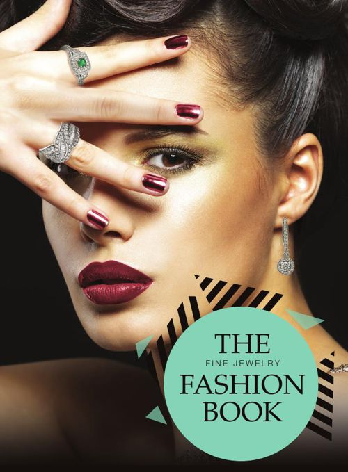 Diamond Collection's The Fine Jewelry Fashion Book