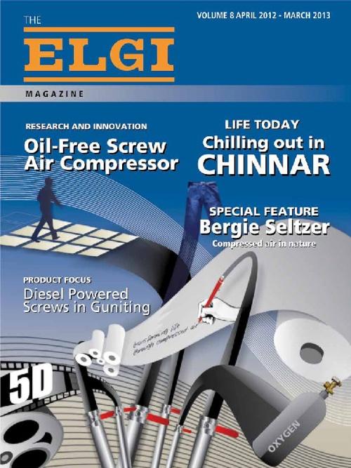 Elgi Magazine 2012