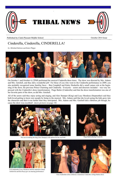 Tribal News October 2014 Issue