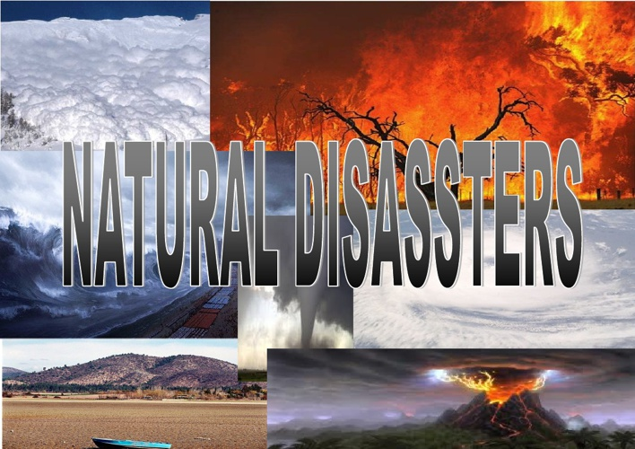 NATRUAL DISASTERS