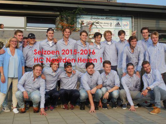 Hockey HC Naarden H1