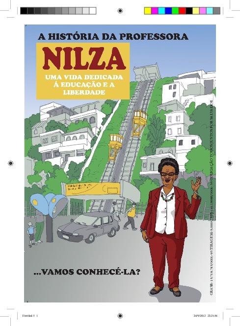 HISTÓRIA DA PROFESSORA NILZA