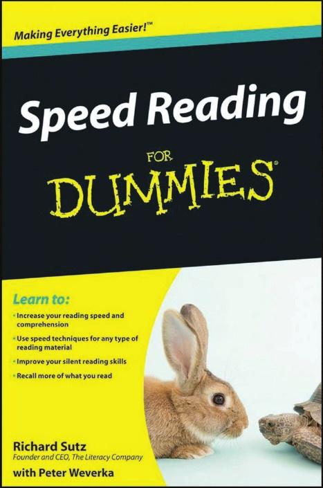 Speed Reading Dummies{kay94}