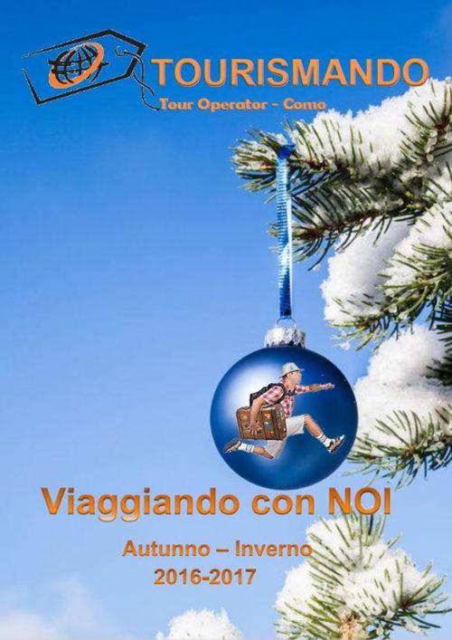 Tourismando - catalogo autunno-inverno 2016-2017