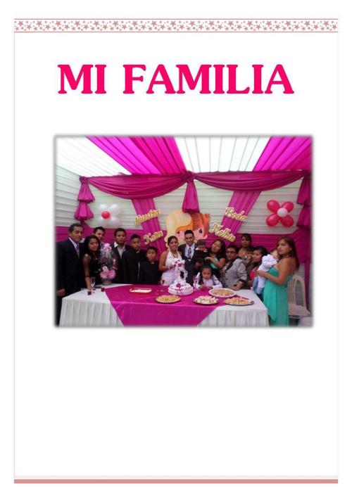 MI FAMILIA 2