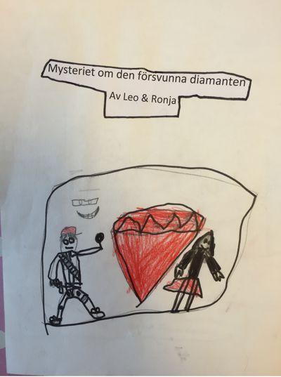 Mysteriet om den försvunna diamanten
