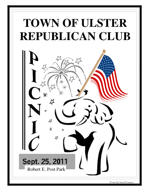 2011 Town of Ulster Republican Club Picnic