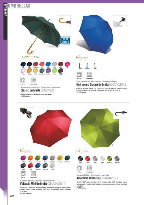Paraplyer 2016 Profiltryk
