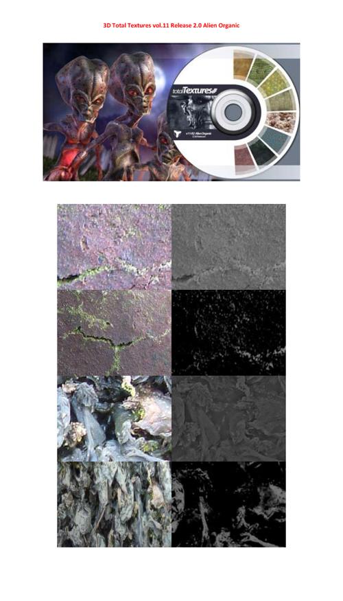 3D Total Textures vol.11