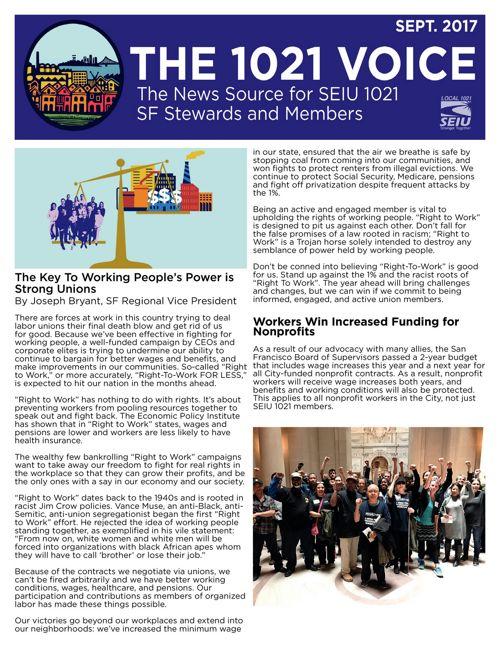 SF newsletter 1021 VOICE