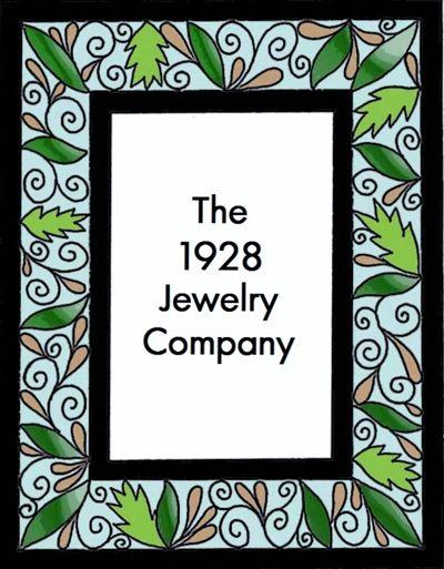 1928 Jewelry Look Book