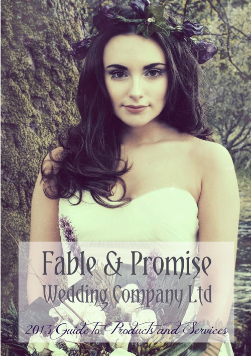 2013 Fable & Promise Brochure