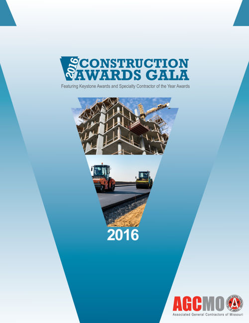 Construction Awards Gala Digest 2016