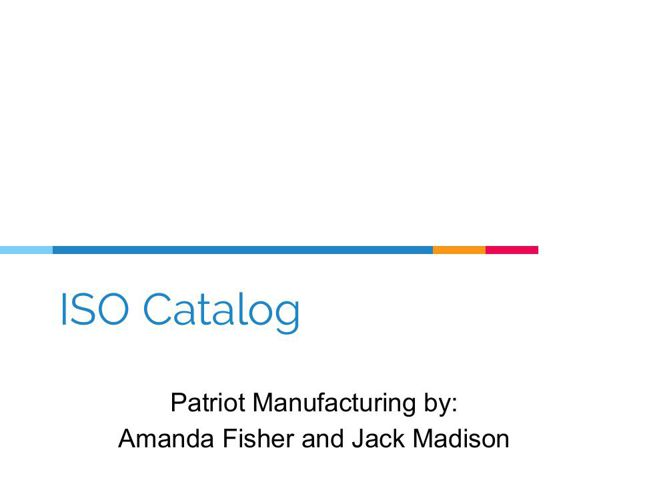 ISO Catalog Final Done