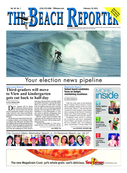 The Beach Reporter   2-19-15