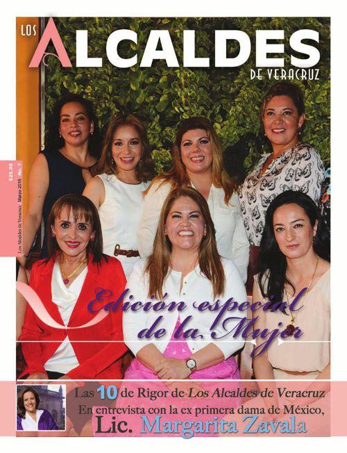 alcaldes mujer