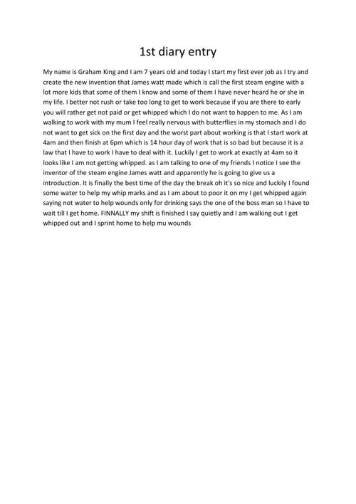 alex history assignment 1