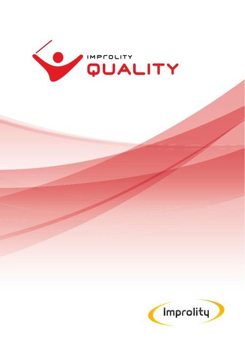 Improlity Quality Brochure