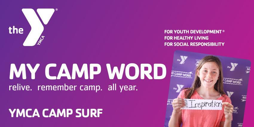 My Camp Word - 2015