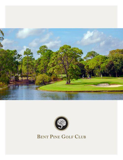 Bent Pine Brochure