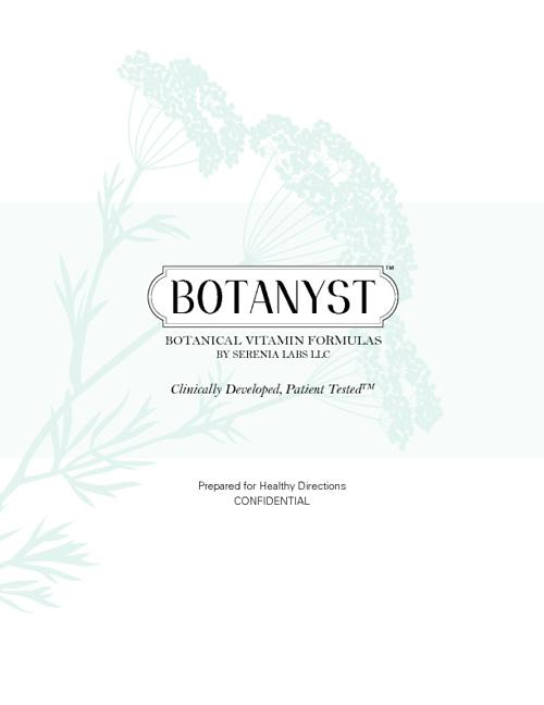 Botanyst Presentation 10/3/12