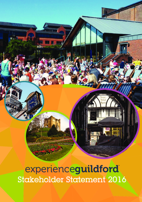 Experience Guildford - 2016 Statement