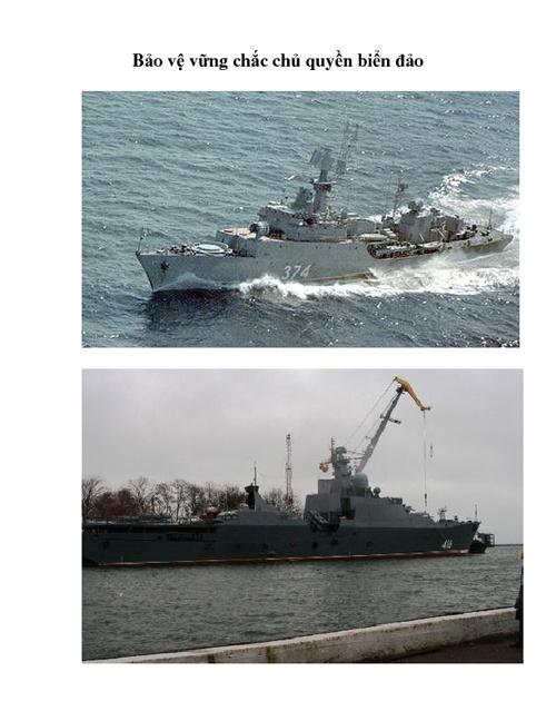 Bảo vệ vững chắc chủ quyền biển đảo