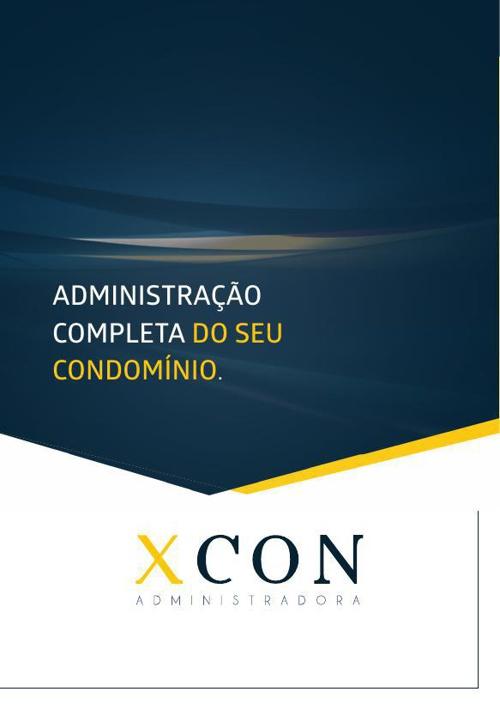 XCON - Administradora de condomínios