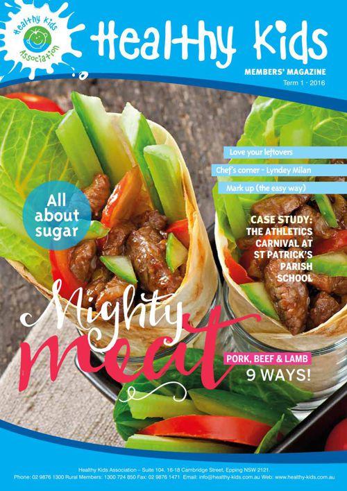 2016 Healthy Kids Members' Magazine - Term 1