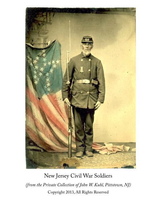 New Jersey Civil War Soldiers