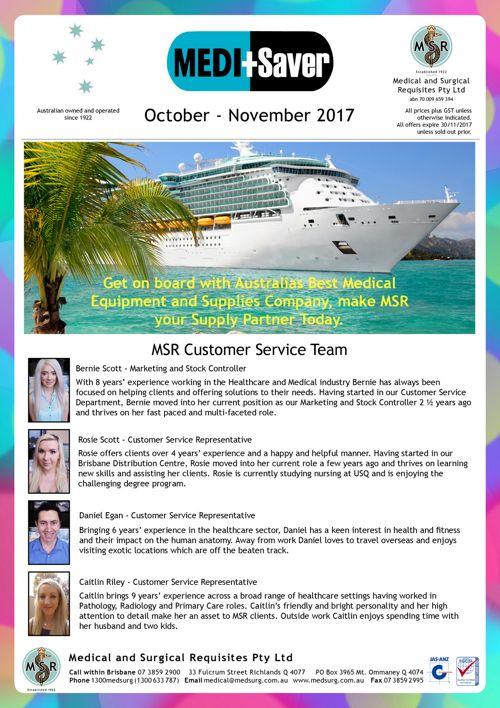 MEDI+Saver October - November