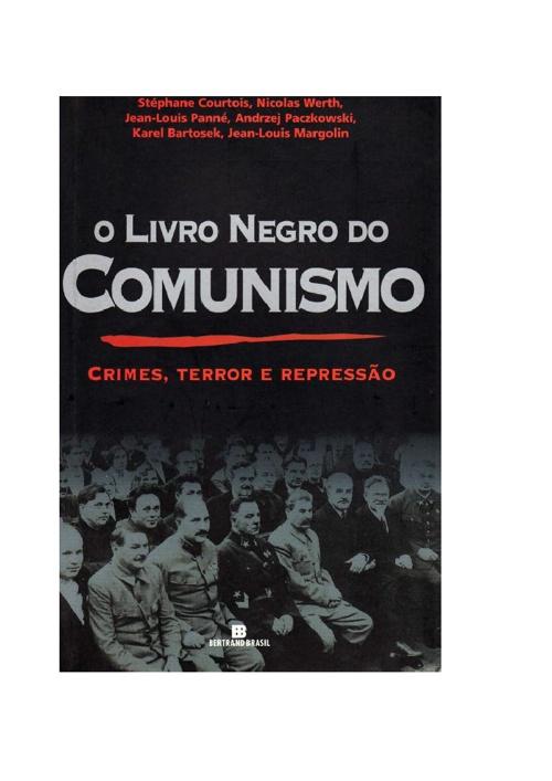 Livro Negro do Comunismo + Curso de Direito Tributário