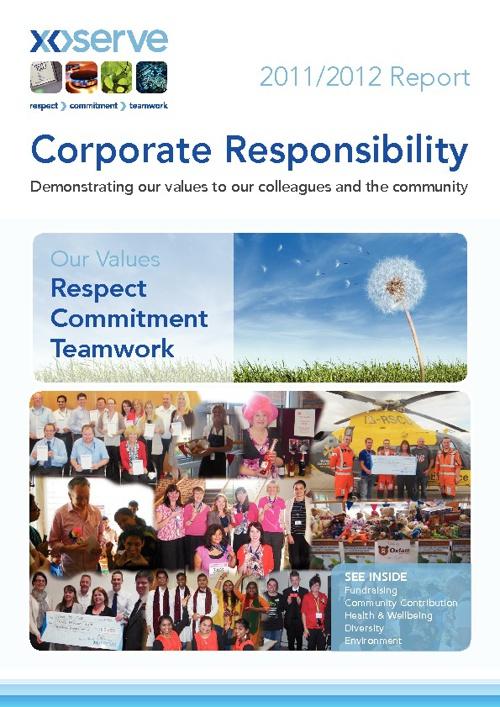 CSR Report 2011 - 2012