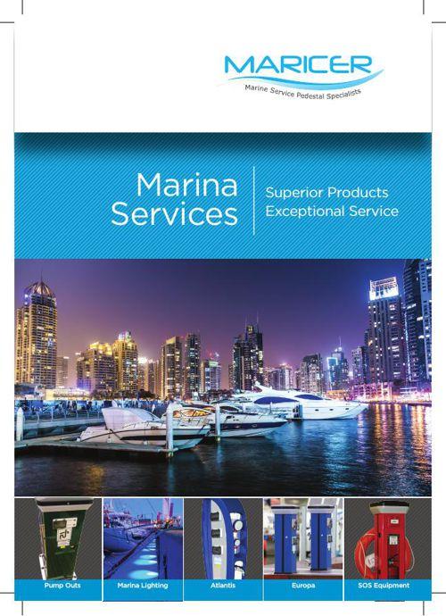 Maricer A5 Brochure 2015-2