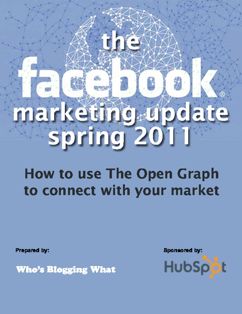 Facebook eBook HubSpot
