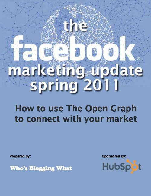 Facebook eBook HubSpot
