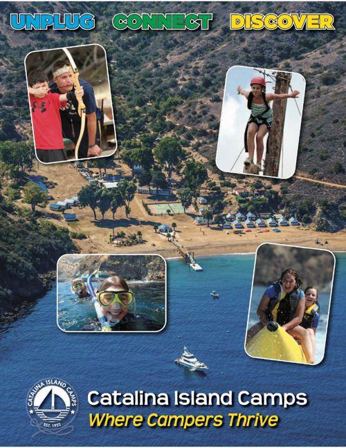 2016 Catalina Island Camps Brochure
