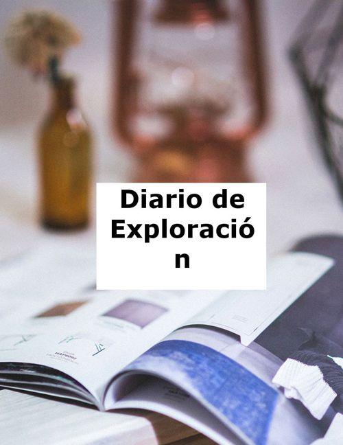 Diario de Exploración 2.0