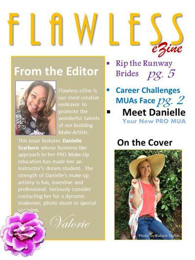 Flawless e-Zine f. Danielle Scarboro