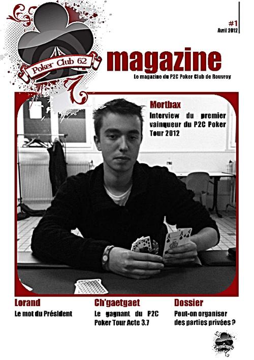 P2C Magazine N°1